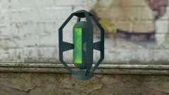 Greengoo alien liquid grenades para GTA San Andreas