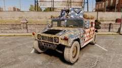 HMMWV M1114 Freedom para GTA 4