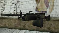 M249 SAW Machine Gun para GTA San Andreas