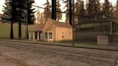 Casa nueva de Sijia en Angel Pine para GTA San Andreas