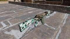 El AK-47 Aqua Camo para GTA 4