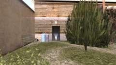 El sótano de la casa de Carl para GTA San Andreas