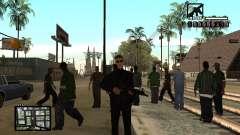 C-HUD by Miller para GTA San Andreas