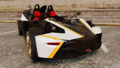 KTM X-Bow R [FINAL] para GTA 4