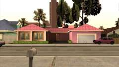 Nueva casa de Mili