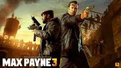 Inicio pantallas de Max Payne 3 HD