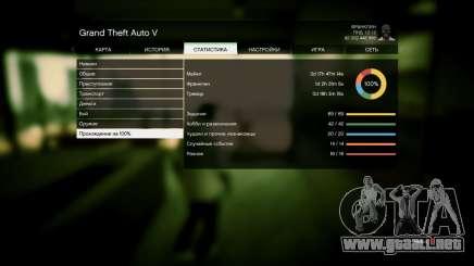 Guardar GTA 5 100% y más de 1 mil millones de Xbox 360 para GTA 5