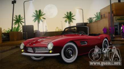 BMW 507 1959 Stock para GTA San Andreas