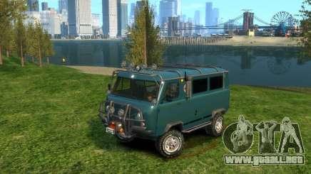 UAZ-3962 OFF ROAD para GTA 4