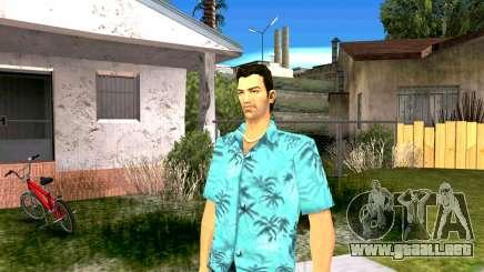 El sonido de GTA 3 después de la final de la misión para GTA Vice City