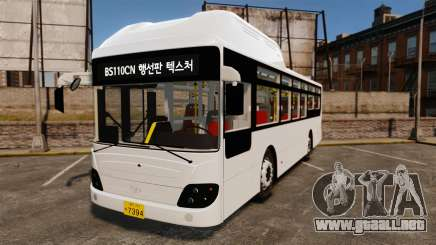 Daewoo BS110CN para GTA 4