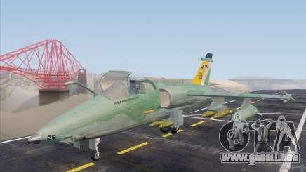 A-1M AMX para GTA San Andreas