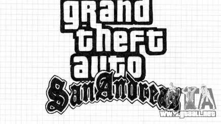 GTA San Andreas Loading Screen para GTA 5