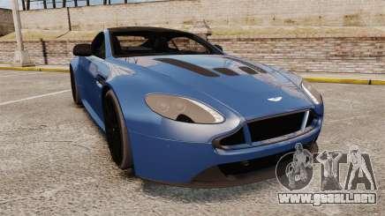Aston Martin V12 Vantage S 2013 [Updated] para GTA 4