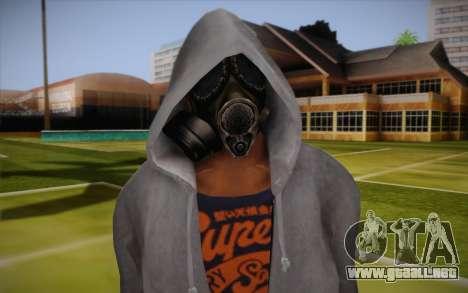 Graffiti Man para GTA San Andreas tercera pantalla