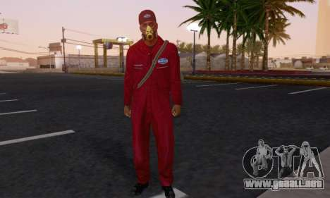 Bug Star Robbery 2 para GTA San Andreas segunda pantalla