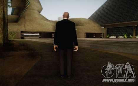 Jason Statham para GTA San Andreas segunda pantalla