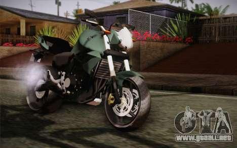 Yamaha FZ6 para GTA San Andreas