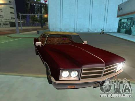 Yardie Lobo from GTA 3 para visión interna GTA San Andreas