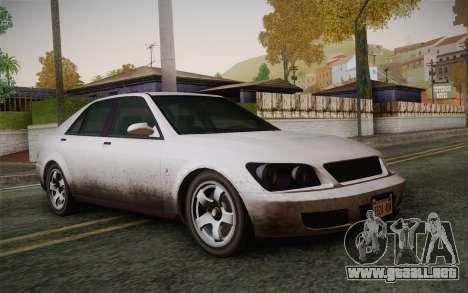 El sultán из GTA 5 para GTA San Andreas