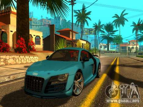 ENBSeries Por Makar_SmW86 v1.0 para GTA San Andreas quinta pantalla