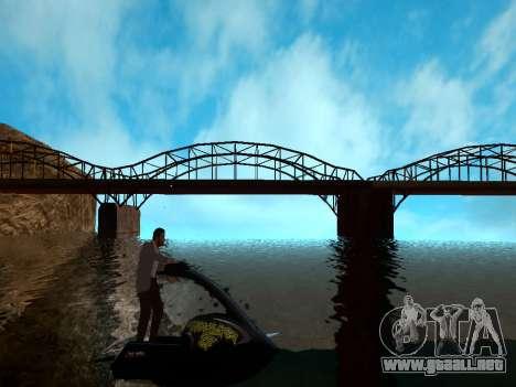 ENBSeries por Makar_SmW86 Medio de la PC para GTA San Andreas tercera pantalla