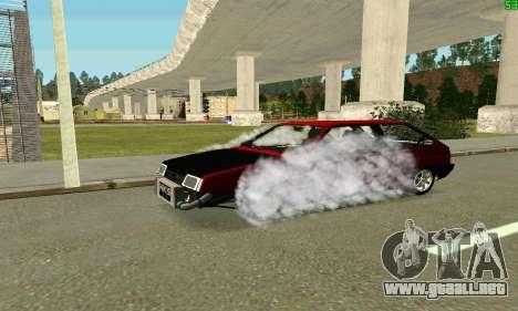 VAZ 2108 Turbo para el motor de GTA San Andreas