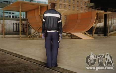 Medical from GTA IV para GTA San Andreas segunda pantalla