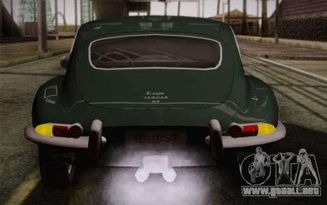 Jaguar E-Type 4.2 para las ruedas de GTA San Andreas
