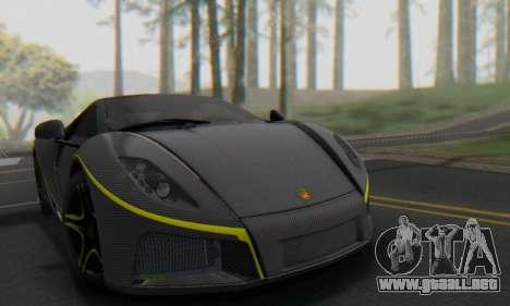 GTA Spano 2014 Carbon Edition para GTA San Andreas