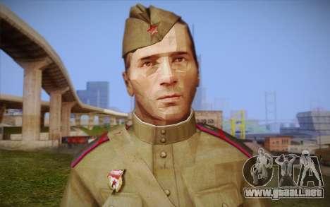 Soldados soviéticos para GTA San Andreas tercera pantalla