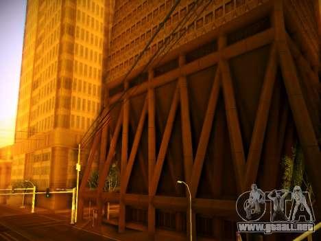 ENB Series por Makar_SmW86 v5 para GTA San Andreas sucesivamente de pantalla