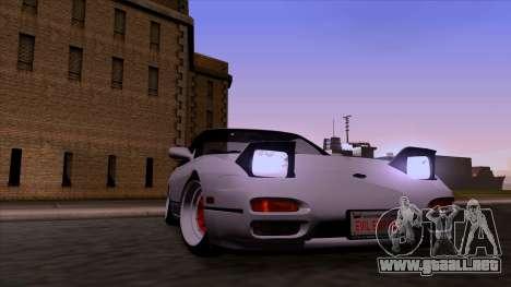 Nissan 240sx Low para GTA San Andreas