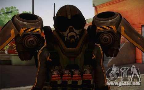 Firefly из Bataman para GTA San Andreas tercera pantalla
