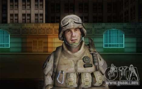 U.S. Marines para GTA San Andreas tercera pantalla