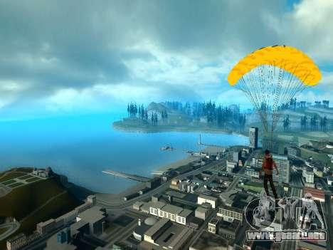 ENBSeries por Makar_SmW86 Medio de la PC para GTA San Andreas quinta pantalla