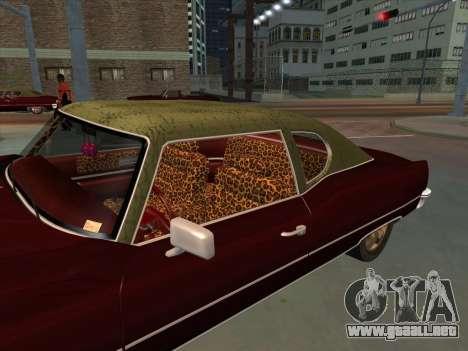 Yardie Lobo from GTA 3 para la visión correcta GTA San Andreas