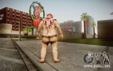 Piggsy Skin para GTA San Andreas segunda pantalla