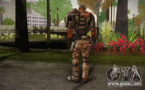 Roland из Borderlands 2 para GTA San Andreas segunda pantalla