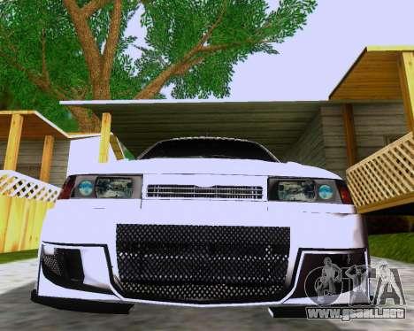 VAZ 2112 Sintonizable para GTA San Andreas