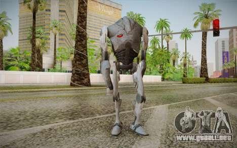 B2-Super Battle Droid skin para GTA San Andreas