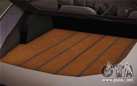 Jaguar E-Type 4.2 para visión interna GTA San Andreas