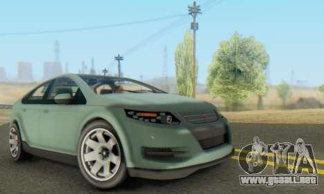 Cheval Surge V1.0 para visión interna GTA San Andreas