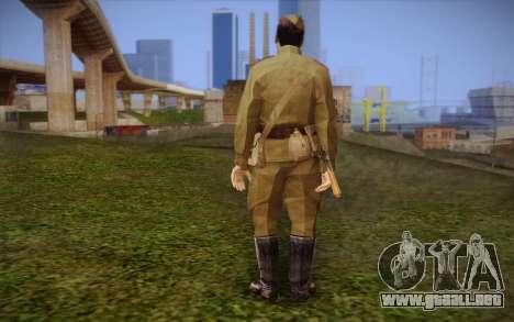 Soldados soviéticos para GTA San Andreas segunda pantalla