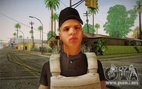 Desmadroso v1 para GTA San Andreas tercera pantalla