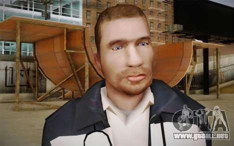 Medical from GTA IV para GTA San Andreas tercera pantalla