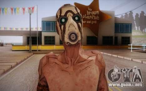 Gangster de Borderlands 2 para GTA San Andreas tercera pantalla