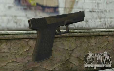 Glock 19 para GTA San Andreas segunda pantalla