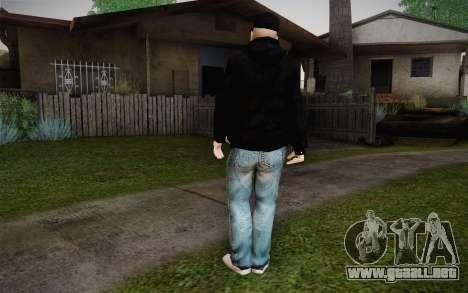 B-Real Skin para GTA San Andreas segunda pantalla