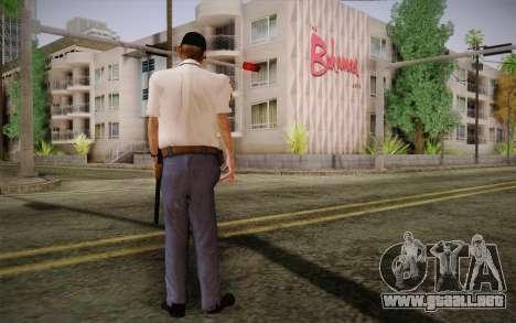 Satpam para GTA San Andreas segunda pantalla